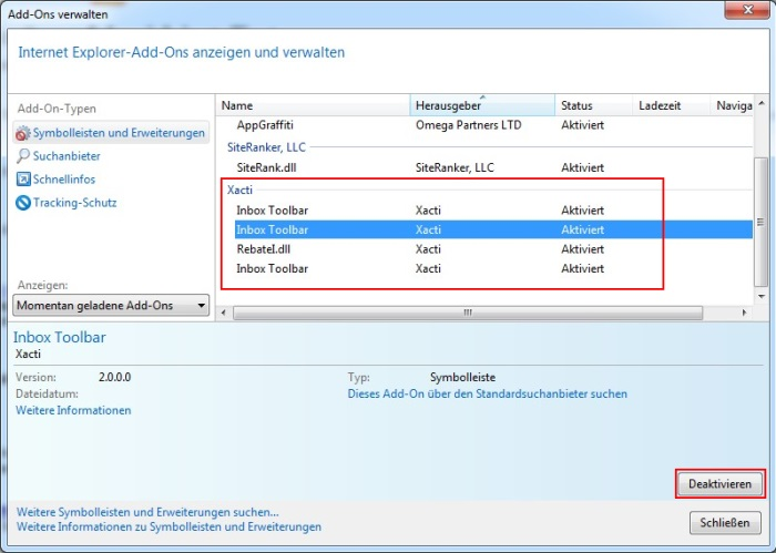 What is Inbox Toolbar?